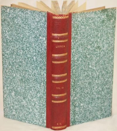 EPHEMERIDES LITURGICAE PUBLICATIO MENSILIS ANNUS SECUNDUS - VOLUMEN SECUNDUM